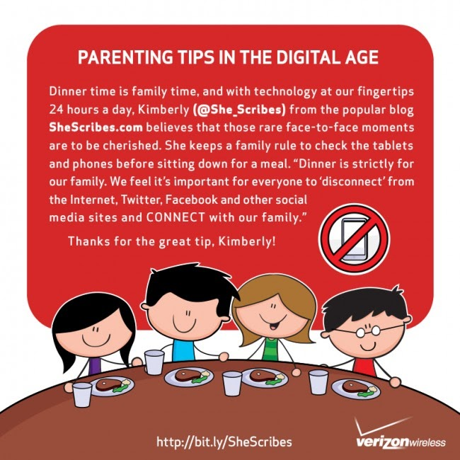 Parenting Tips In The Digital Age