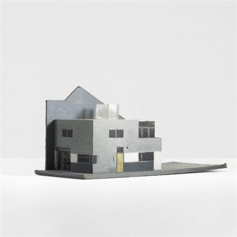Schröder house model by Gerrit Rietveld on artnet