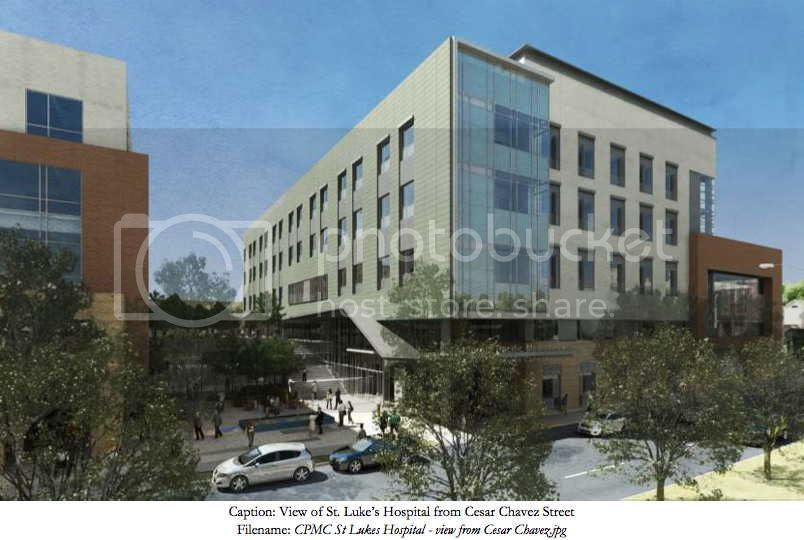 SF News: California Pacific Medical Center Committed To Operate St. Luke Hospital