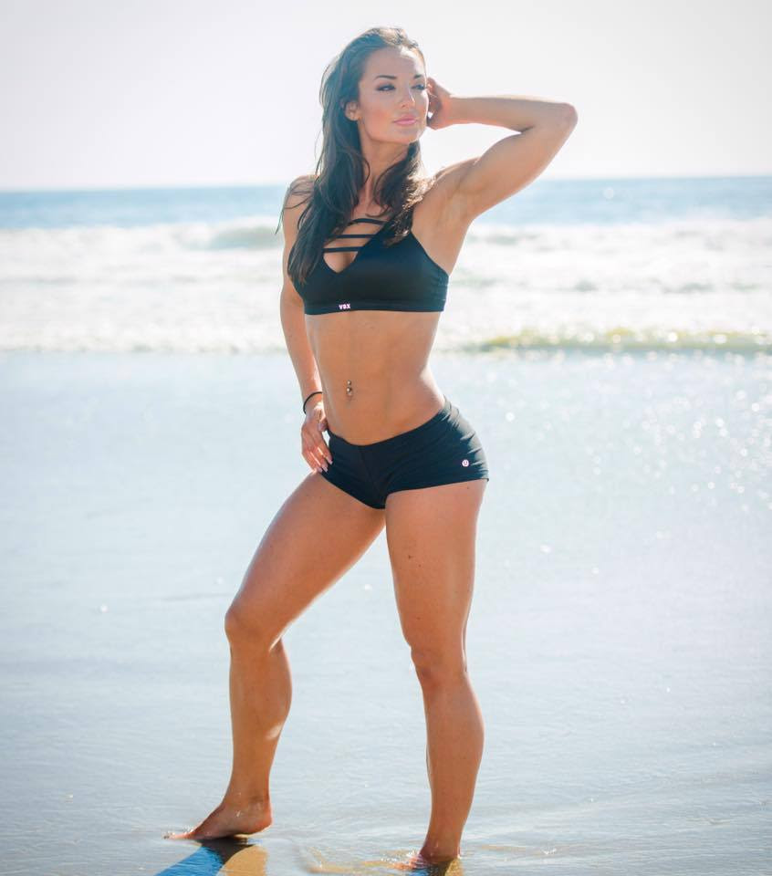 Sexy Whitney Johns - Training on Beach Pictures - Sexy Actress Pictures | Hot Actress Pictures