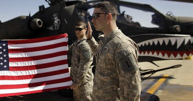 Unreal: Pentagon Demands Soldiers Repay Bonuses