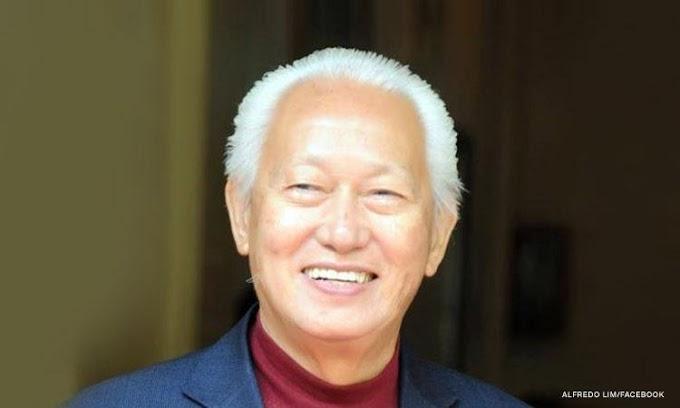 Ex-Manila Mayor Alfredo Lim passes away at 90