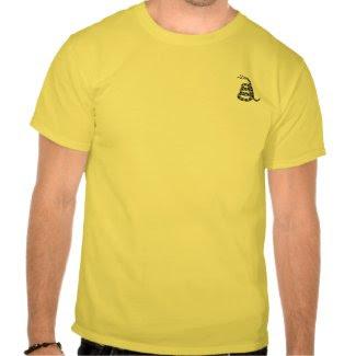 Dont Tread on Me Shirt shirt
