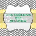 Lovin' Kindergarten With Mrs. Lindsey