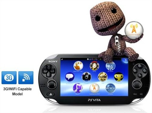 PlayStation Vita for AT&T