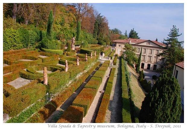Villa Spada, Bologna, Italy