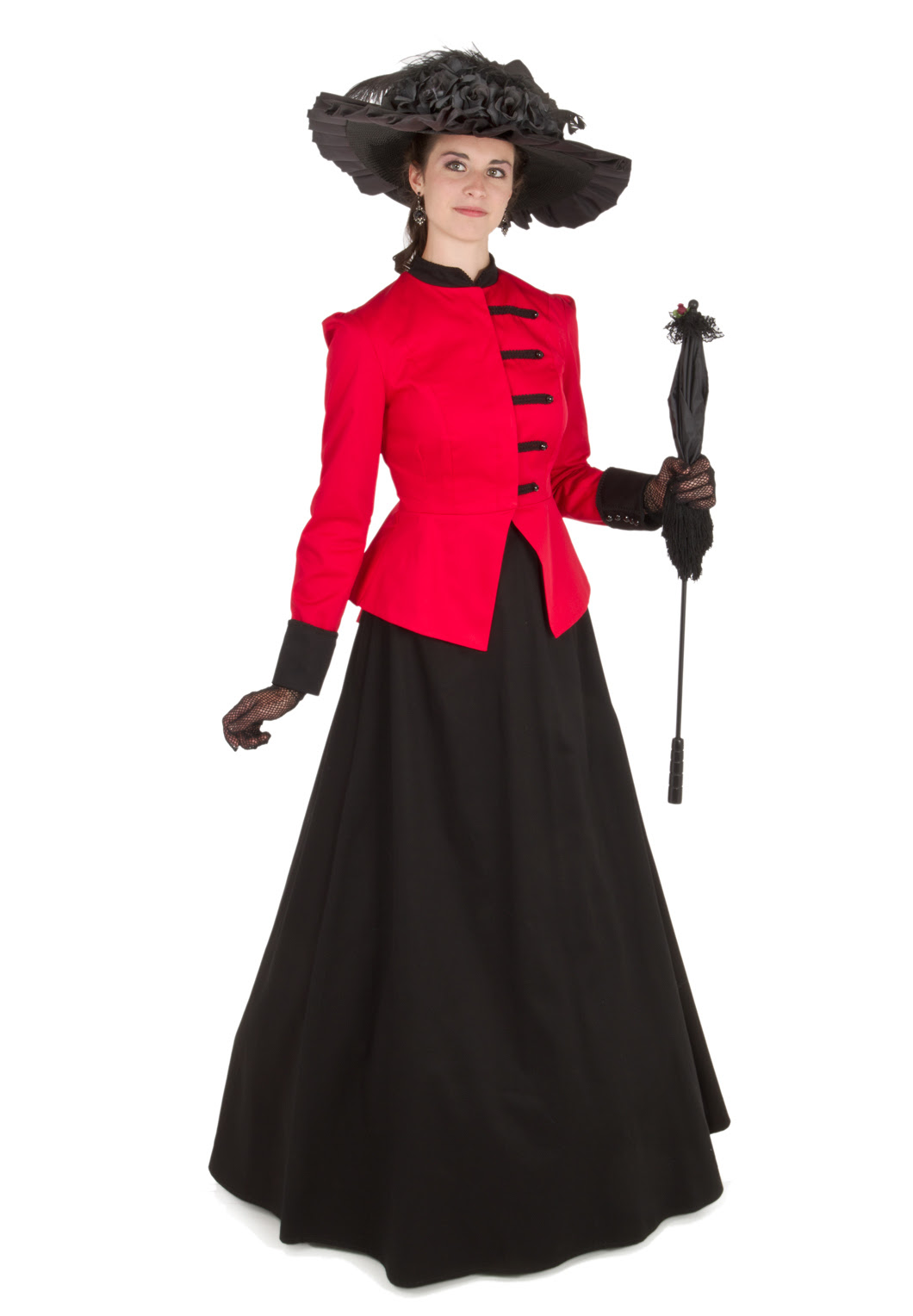 tempest victorian suit  recollections