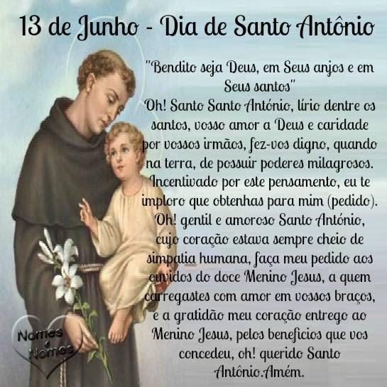 Dia de Santo Antônio Imagem 3