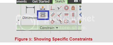 show constraints location