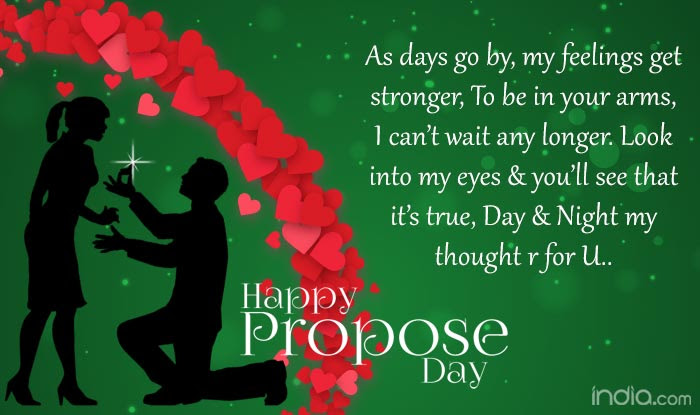 Propose Day Wishes Happy Propose Day Quotes Sms Facebook Status