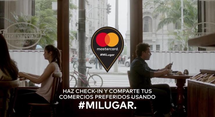 #MiLugar, campaña Mastercard