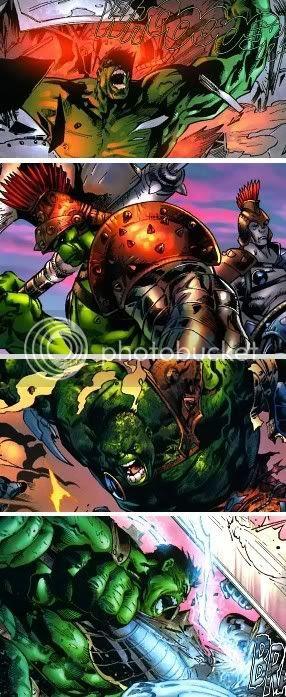 Planet Hulk: Exile