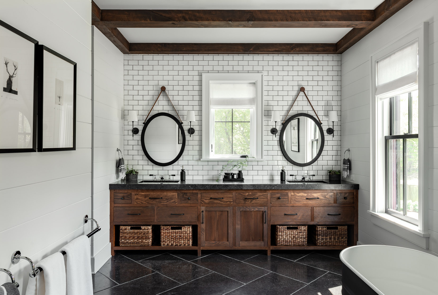 15 Very Different Bathrooms - On the Drawing Board