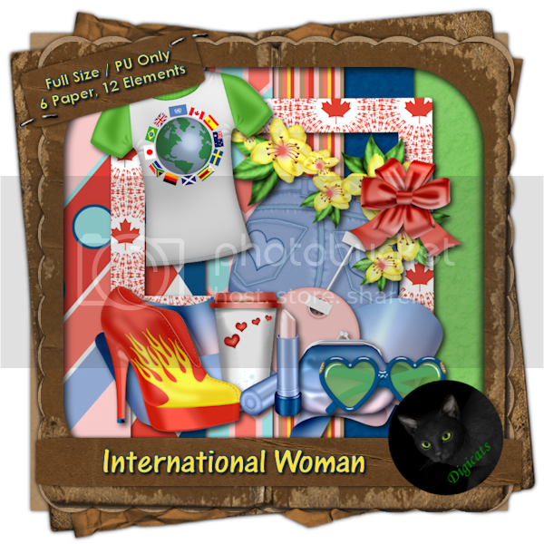 International Woman Add-On (Full) Preview