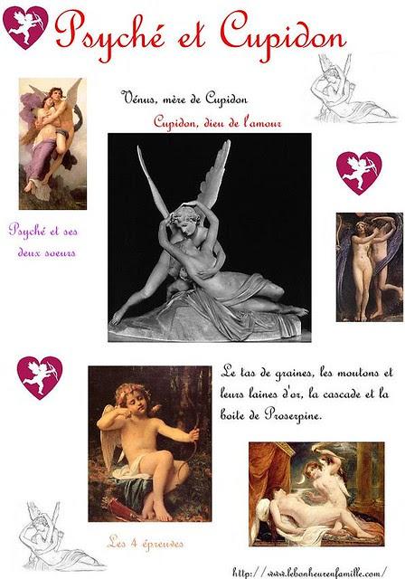 AAAAAAAAPsyché et Cupidon
