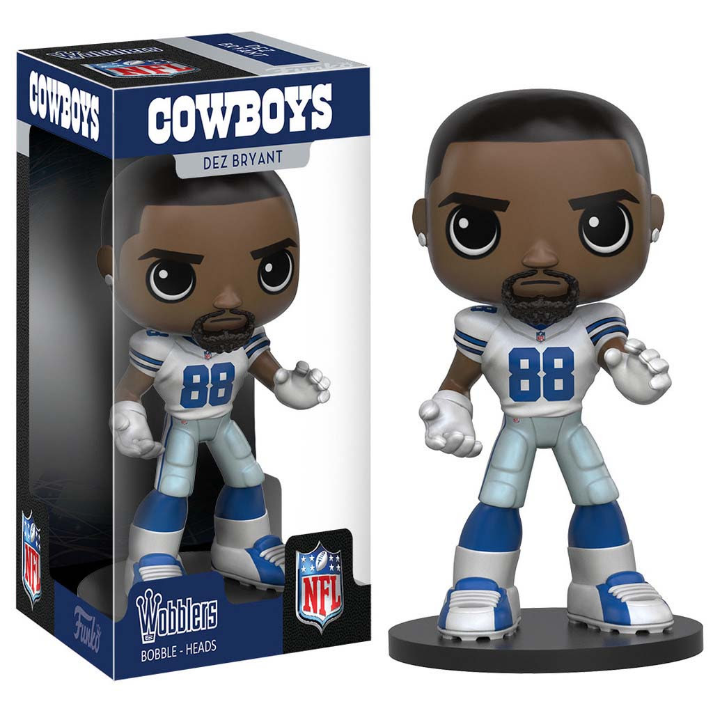 Funko Wobbler NFL Dallas Cowboys Dez Bryant