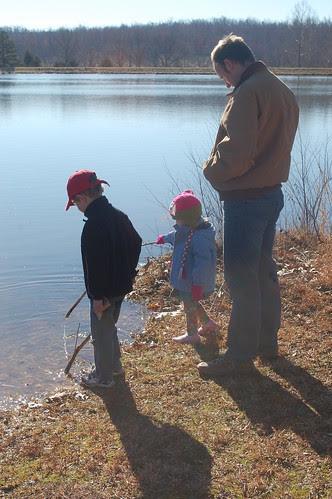 Weekend at lake 5