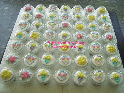Doorgift Cupcakes Aishabiz Puchong Jaya