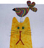 Bird and Cat for Jessica