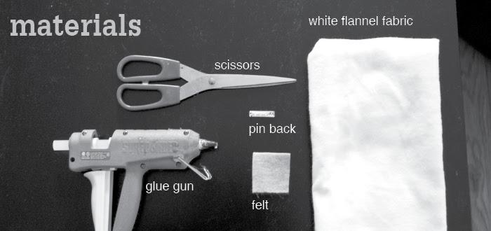 dash how to felt flower diy accessory style blog white