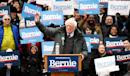 Sanders Pulls in $18 million in First Quarter of Presidential Campaign