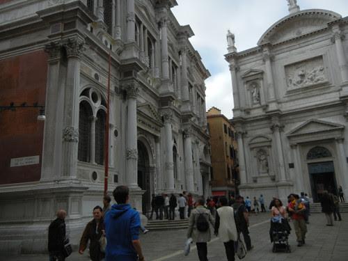 DSCN2211 _ Scuola Grande & Chise di San Rocco, Venezia, 14 October