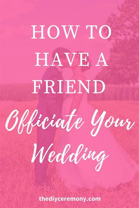 Best 20  Wedding officiant script ideas on Pinterest?no