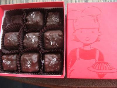 Kika's Treats caramels