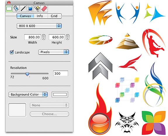 Logo Design Studio Pro 2 - Graphic Design Software for Mac