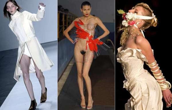 O São Paulo Fashion Week já está em sua 40ª edição. Nas passarelas da semana de moda, não faltaram polêmicas, nudez e tombos ao longo dos últimos 20 anos. Relembre alguns fatos marcantes na galeria de fotos!