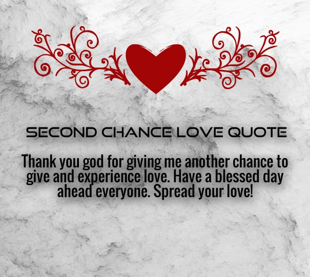 Quotes About Giving Everyone A Chance 22 Quotes
