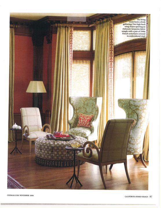 California Home Design Magazine Perfection Painting Inc