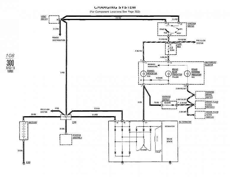 W123 Wiring Diagram Pdf - Wiring Diagram