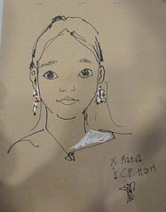 Clermont children #3: Maeva.