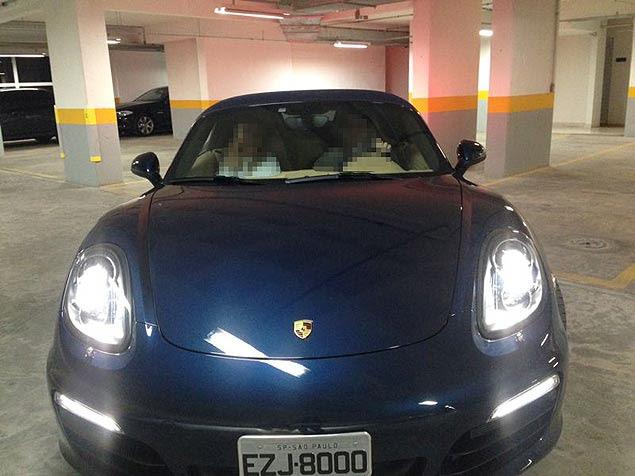 Empresário é roubado e perde seu Porsche avaliado em R$350 mil
