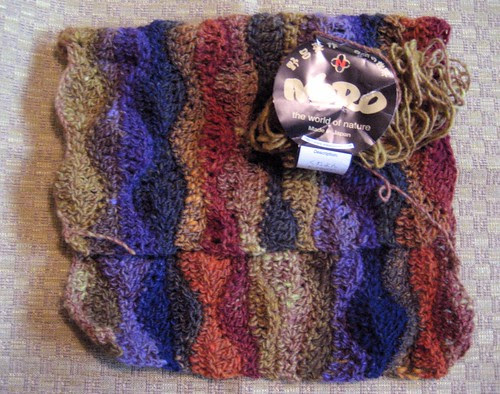 Noro Felted Bag