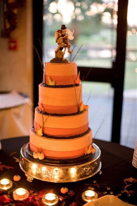 Halloween Wedding Cake ? Candy Cake Weddings