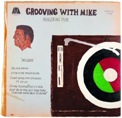 Mingering Mike h