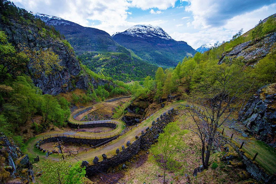 Ancient Road Vindhellavegen