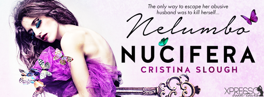 Nelumbo Nucifera by Cristina Slough Cover Reveal banner