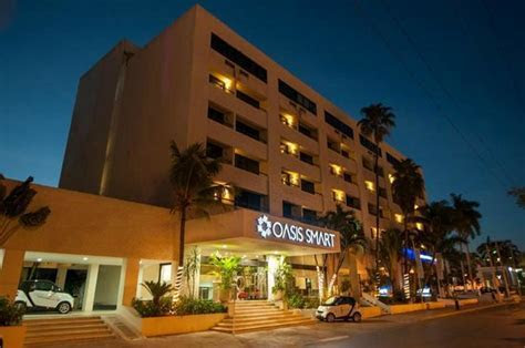 Oasis Smart (Cancun, Mexico)   UPDATED July 2016 Hotel
