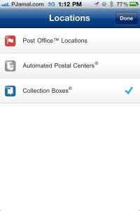 Useful App: USPS