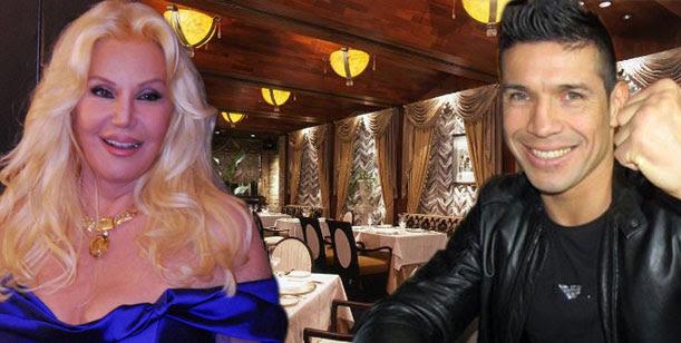 Cena para dos: Susana y Maravilla Martínez, encuentro en Las Vegas