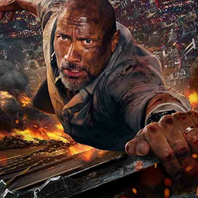 DOWNLOAD MOVIE: Skyscraper - Fzmovies 2018 Hollywood