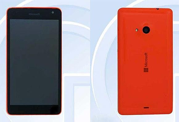 smartphone microsoft lumia rm1090
