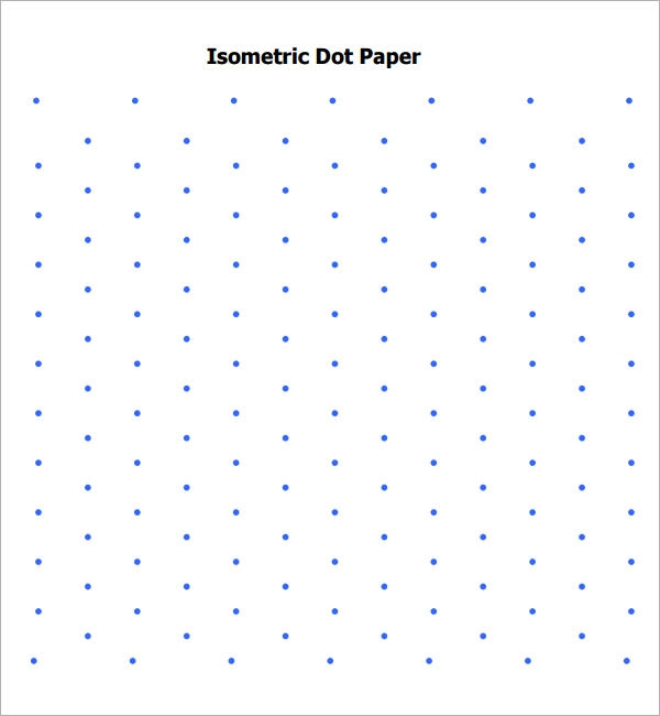 free printable isometric dot paper1