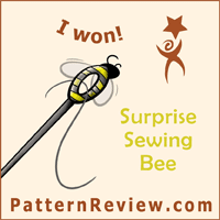 The Great Pattern Review Sewing Bee - Round #4