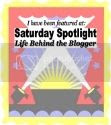 Saturday Spotlight: Life Behind The Blogger Feature