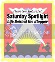 Saturday Spotlight feature