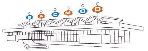 Sacramento Modern Logo